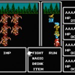 Final Fantasy 1 Battle